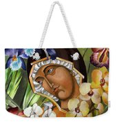 Mary Of The Orchids  Weekender Tote Bag