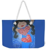 Mary Our Mother Weekender Tote Bag