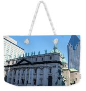 Mary Queen Of The World Cathedral Weekender Tote Bag