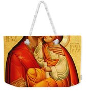 Mary The God Bearer Weekender Tote Bag