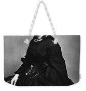 Mary Todd Lincoln (1818-1882) Weekender Tote Bag
