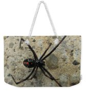 Maryland Black Widow Weekender Tote Bag