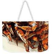 Maryland Crabs Weekender Tote Bag