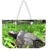 Maryland Spotted Turtle Weekender Tote Bag