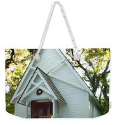 Mary's Chapel Weekender Tote Bag