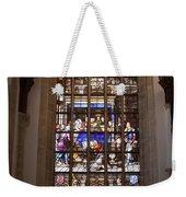 Mary's Deathbed Religious Art In Oude Kerk Weekender Tote Bag