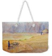 Masai Village Weekender Tote Bag