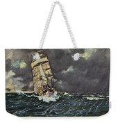 Masefield Sea Fever, 1902 Weekender Tote Bag