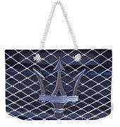 Maserati Emblems Weekender Tote Bag
