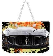 Maserati Granturismo I V Weekender Tote Bag