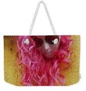 Mask Water Color 1 Weekender Tote Bag