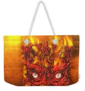 Masque Of The Red Death Weekender Tote Bag