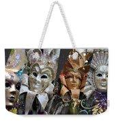 Masquerade Craziness Weekender Tote Bag