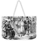 Massasoit (c1581-1661) Weekender Tote Bag