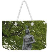 Massasoit Chief Of The Wampanoag Tribe Weekender Tote Bag
