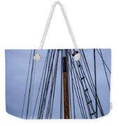Mast And Rigging Series Number Two Weekender Tote Bag