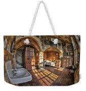 Master Bedroom At Fonthill Castle Weekender Tote Bag