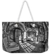 Master Bedroom At Fonthill Castlebw Weekender Tote Bag