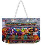 Master Blaster All The Fun Of The Fair Weekender Tote Bag