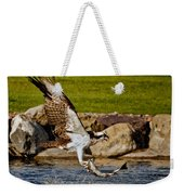Master Fisherman Weekender Tote Bag