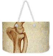 Mastodon Leg Bones Weekender Tote Bag