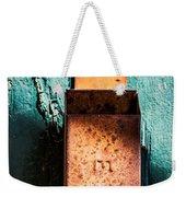 Match Box Weekender Tote Bag