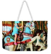 Matching Outfits Weekender Tote Bag