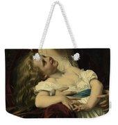 Maternal Affection Detail Weekender Tote Bag