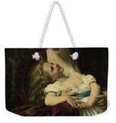 Maternal Affection Weekender Tote Bag