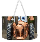 Mater's Tractor Weekender Tote Bag