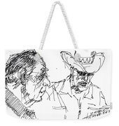 Math Teacher And The Magician Weekender Tote Bag