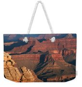 Mather Point At Sunrise On The Grand Canyon Weekender Tote Bag