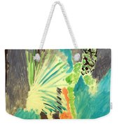 Matisse's Palm Leaf In Tangier Weekender Tote Bag