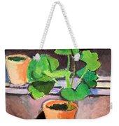 Matisse's Pot Of Geraniums Weekender Tote Bag