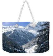 Matterhorn  Weekender Tote Bag by Brian Jannsen