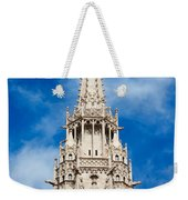 Matthias Church Bell Tower In Budapest Weekender Tote Bag