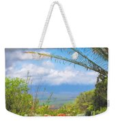 Maui Botanical Garden Weekender Tote Bag