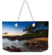 Maui Cove - Beautiful And Secluded Secret Beach. Weekender Tote Bag