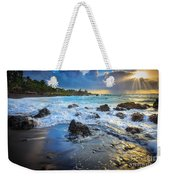 Maui Dawn Weekender Tote Bag by Inge Johnsson
