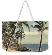 Maui Lu Beach Hawaii Weekender Tote Bag