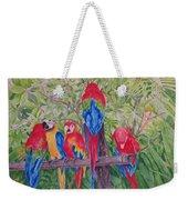 Maui Macaws Weekender Tote Bag
