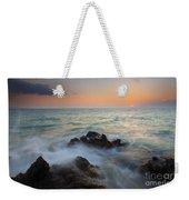 Maui Tidal Swirl Weekender Tote Bag