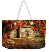 Mausoleum Weekender Tote Bag by Bob Orsillo
