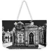 Mausoleums 2 Weekender Tote Bag