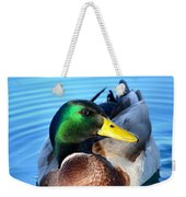 Maverick Mallard Weekender Tote Bag