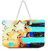 Max Americana In Inverted Colors Weekender Tote Bag