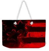 Max Americana In Red Weekender Tote Bag