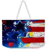 Max Americana Weekender Tote Bag