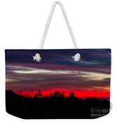 Max Patch Sunset Weekender Tote Bag