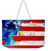 Max Stars And Stripes Weekender Tote Bag